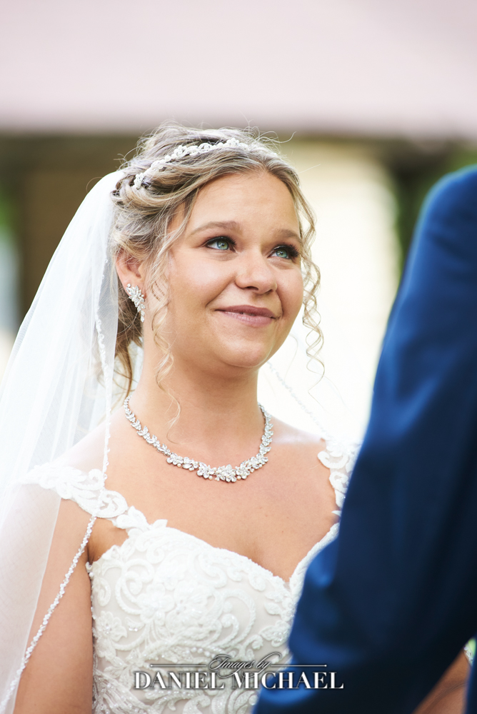Wedding Photography Bride's Expression