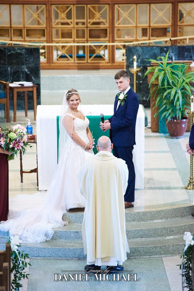 Wedding Ceremony Photographer St Michaels