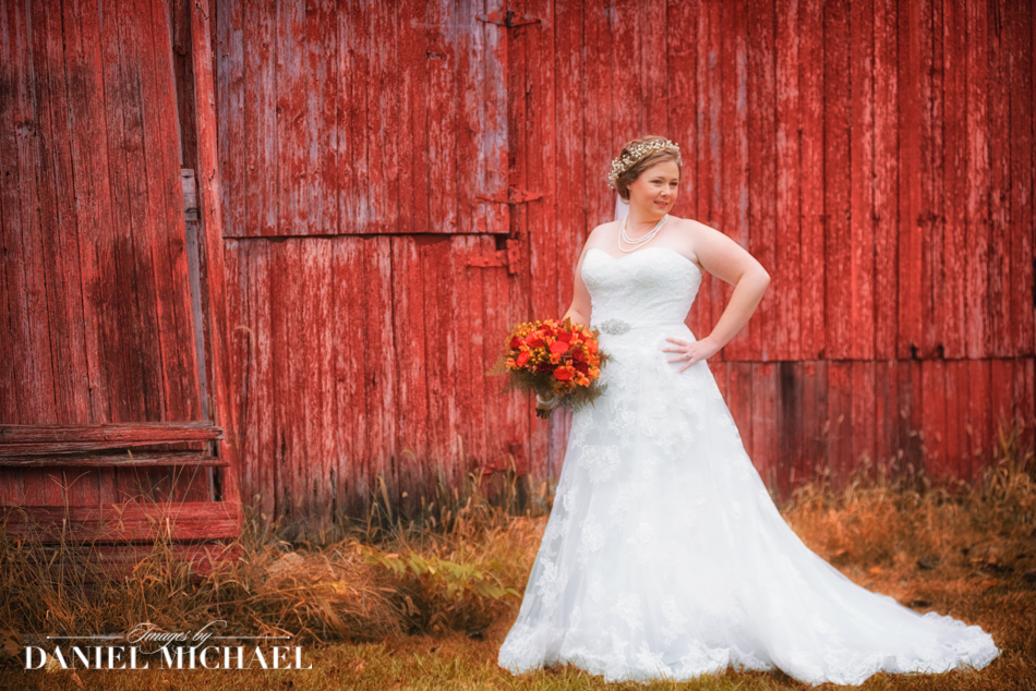 Ohio Barn Bed and Breakfast Wedding