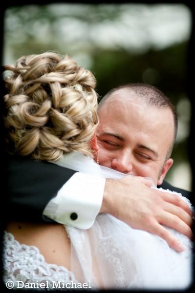 Cincinnati Spring Grove Wedding Photos