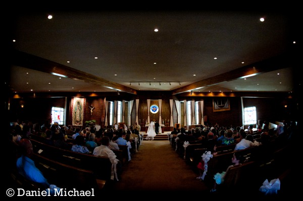 St Michaels Wedding Ceremony Pictures