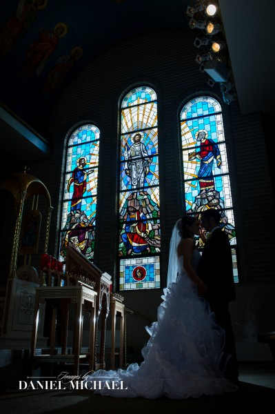 St Nicholas Greek Orthodox Church Wedding