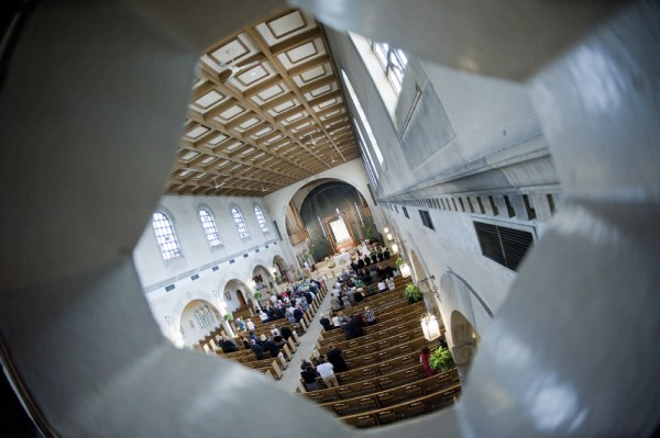 St Teresa Avila Ceremony