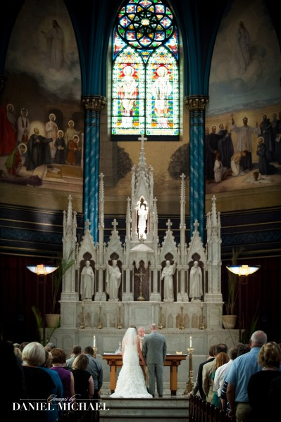 St Xavier Wedding Ceremony Venue