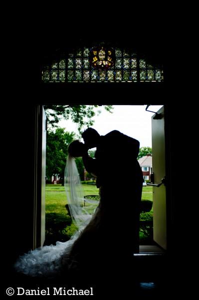 St Aloysius Wedding Ceremony