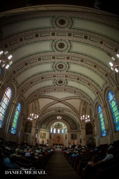 St. Augustine Wedding Ceremony