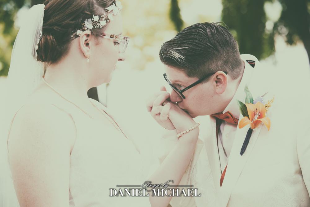 LGBTQ Same Sex Wedding Photographer