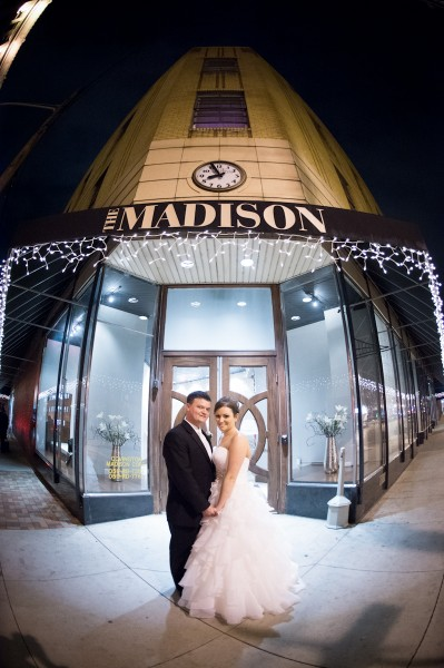 The Covington Madison Wedding Receptions