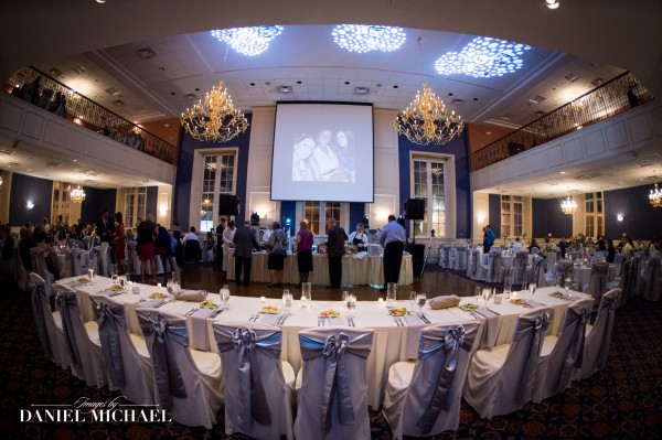 St. Ignatius Wedding Ceremony Photography