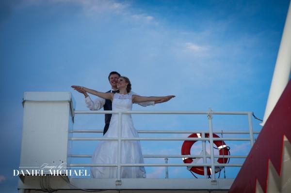Titanic Wedding Photography