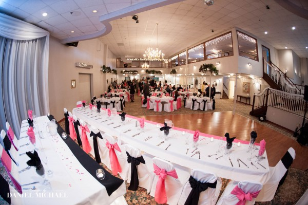 Tori\'s Station Wedding Reception