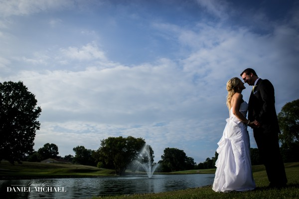 Twin Oaks Country Club Wedding