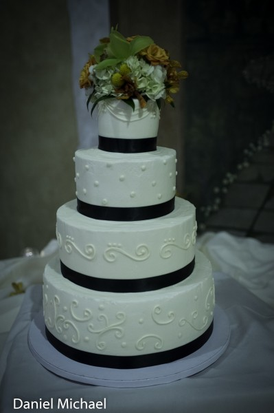Wedding Cakes by George