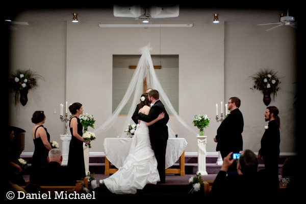 Wedding Ceremony Photography Cincinnati