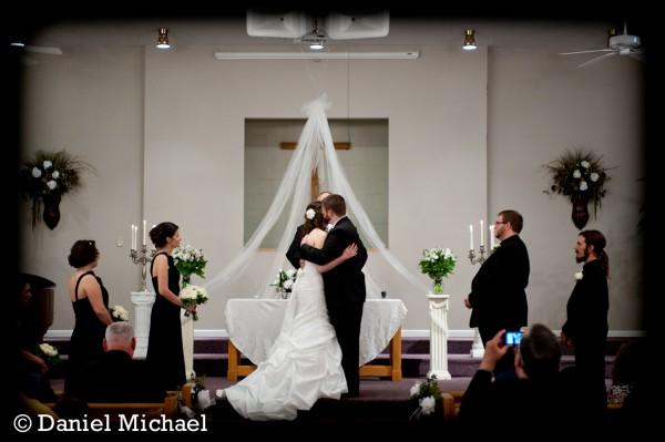 Wedding Ceremony Photography Cincinnati