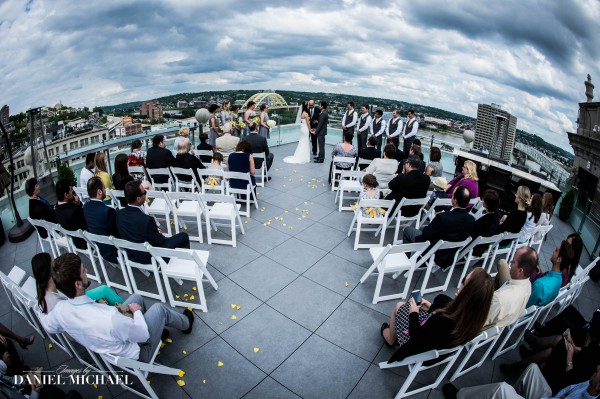 Wedding Ceremony Photography Residence Inn
