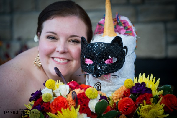 Halloween Wedding Photographers Cincinnati