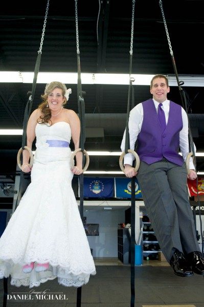 Crossfit on the River Wedding Photography