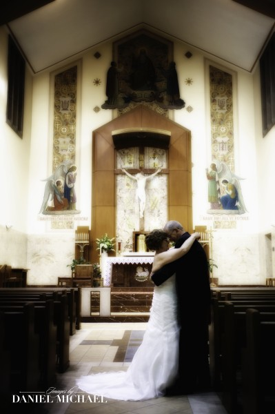St Dominic Church Wedding Ceremony