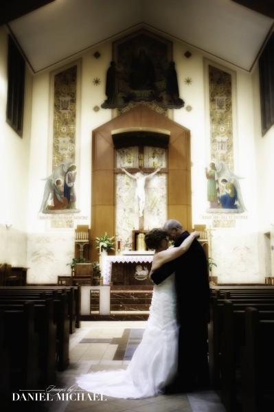 St Dominic Church Wedding Ceremony