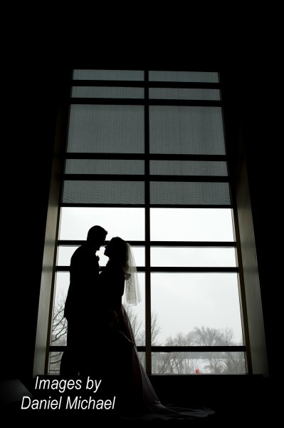 Cincinnati Art Museum Wedding Photography