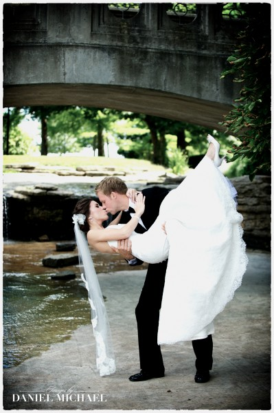 Wedding Photography at Eden Park