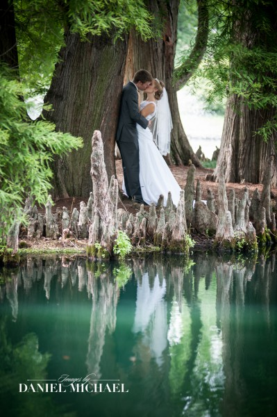Sunset BB Riverboat Wedding Photo