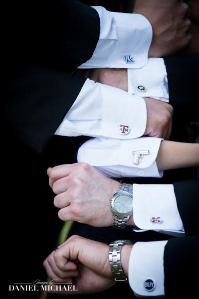 Wedding Photography Cuff Links