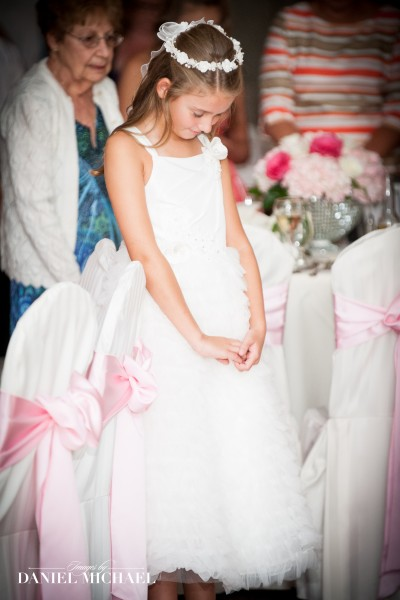 Wedding Photography Flower Girl