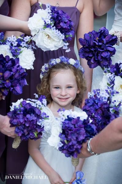 Wedding Photography Flower Girl