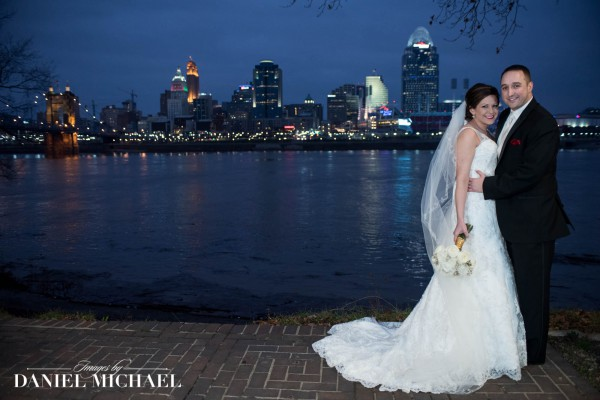 Wedding Photography Skyline Cincinnati Ohio