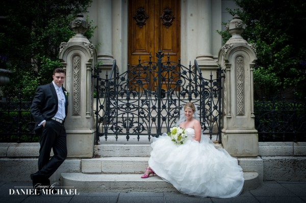Wedding Photography at Cincinnati Club