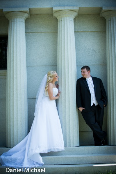 Wedding Photography at Spring Grove