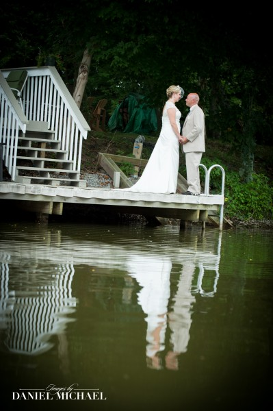 Wedding Photographers at the Lake