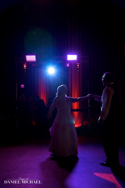 Wedding Ceremony at the Redmoor