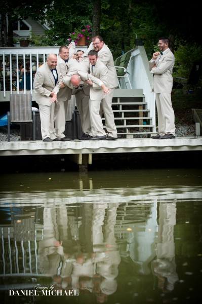 Wedding Photography of Groomsmen