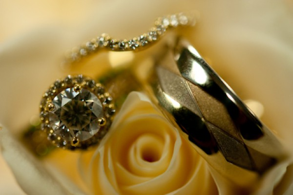 Wedding Rings Photography Cincinnati