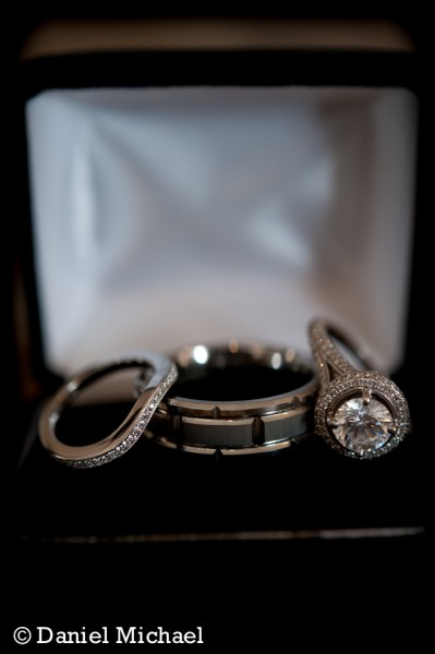 Wedding Rings Photography Cincinnati oh