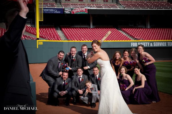 Wedding Venue Great American Ballpark