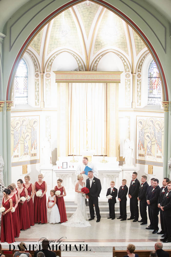 Wedding Photographers St Aloysius