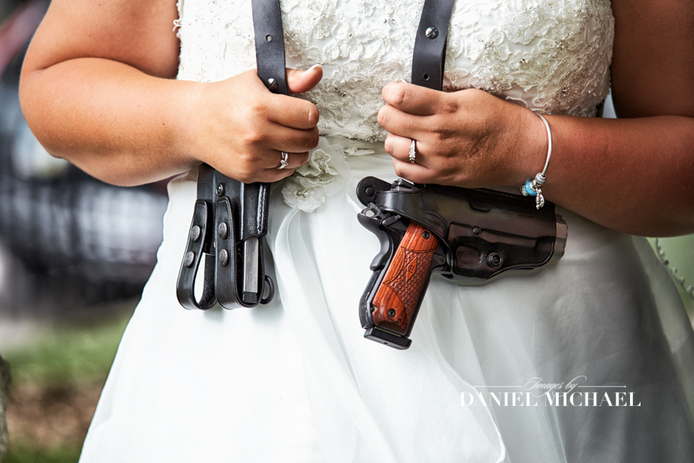Bride with Guns