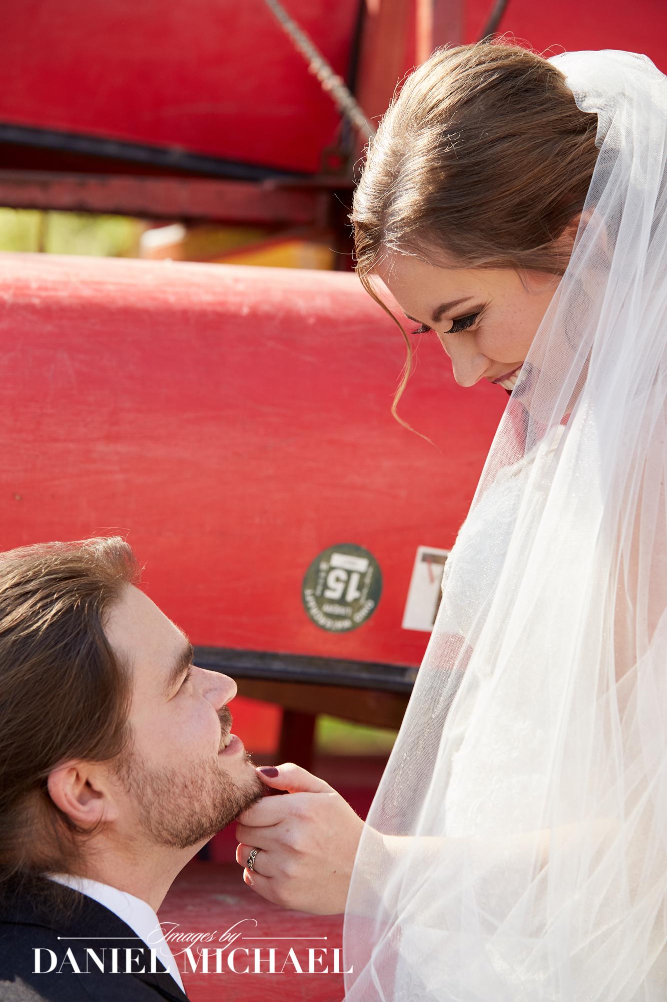 Morgans Canoe Wedding Photography