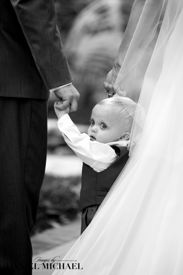 Wedding Photography Ring Bearer