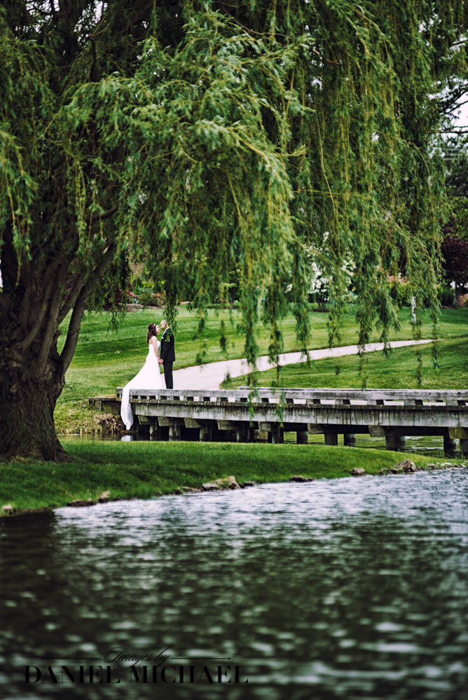 Wedding Photography Oasis Bridge