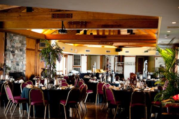 Cincinnati Zoo Wedding Reception Venue